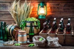 Lagerung von Weizenkeimöl