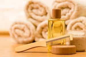 Weizenkeimöl für die Haare